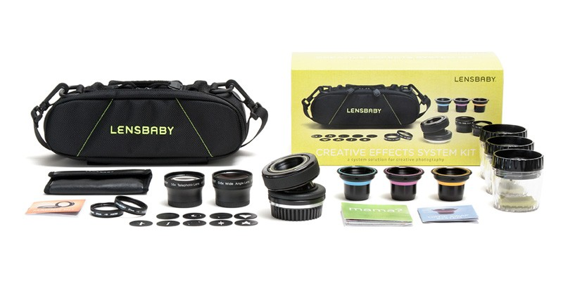 LensBaby Creative Effects Kit