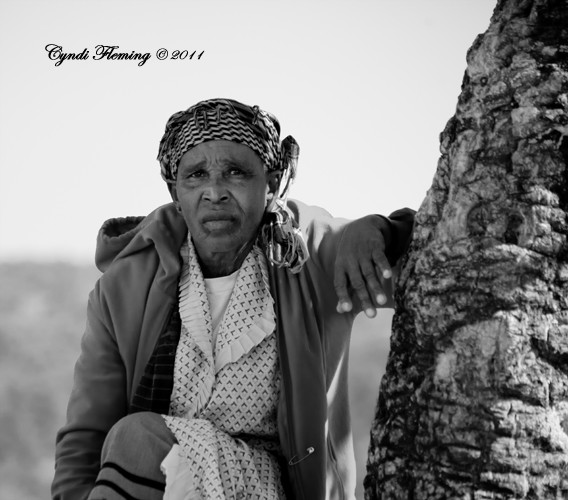 Old Zulu Woman