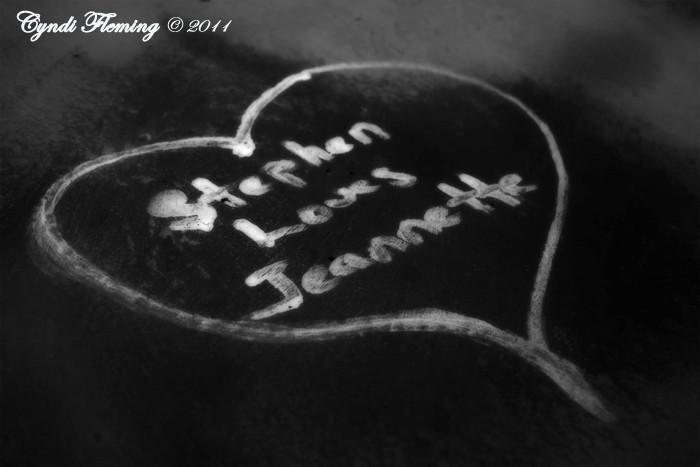 Stephen Loves Jeannette